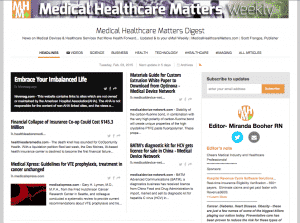 Webdirexion's Digest for Healthcare professionals