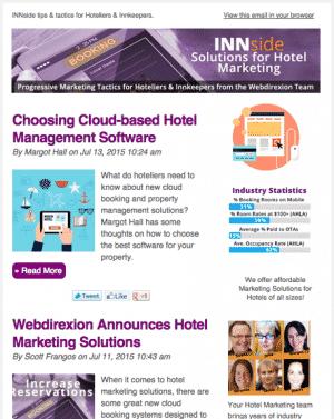 INNside Solutions for Hotel Marketing
