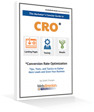 CRO is a specialty at Webdirexion!