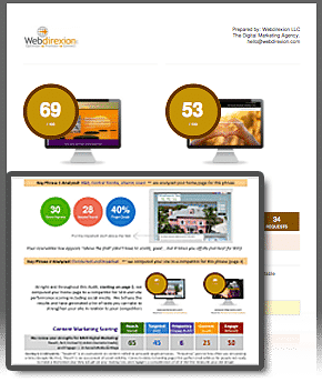 Webdirexion Content Marketing Audits