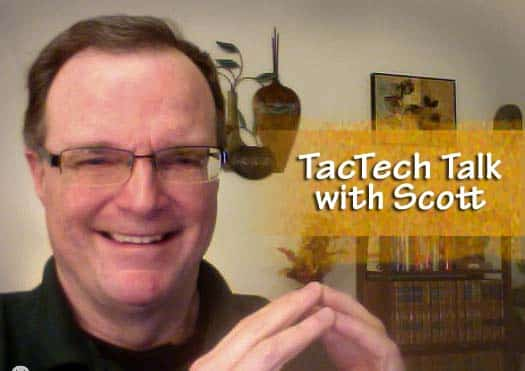 TacTech Talk:  Testing, Speed, SEO