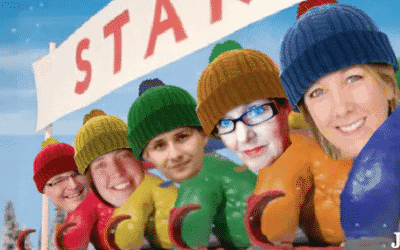 Webdirexion Team Sled Race (and SMM)…
