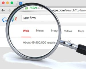 Most law firms have caught onto SEO and other online marketing tactics, but do you sell the brand, the firm, or individual lawyers?