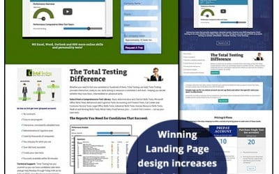 How We Increased Leads by 493% for a B2B