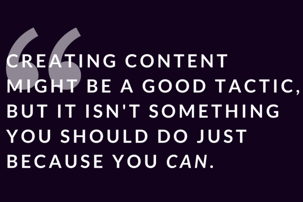 content strategy quote