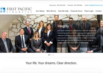 FP Financial – Digital Marketing