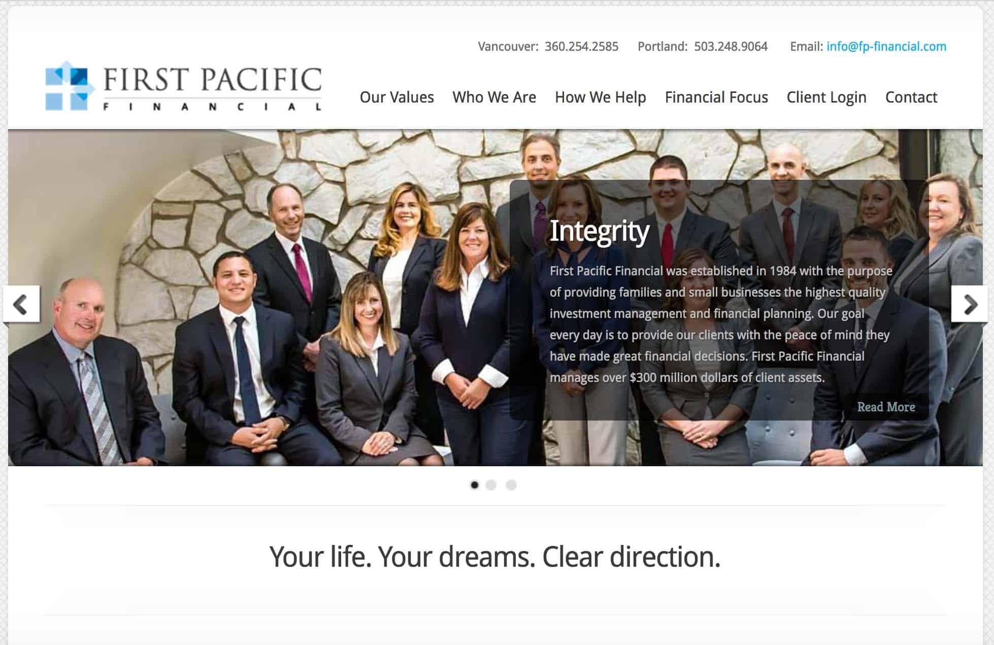 FP Financial - Digital Marketing