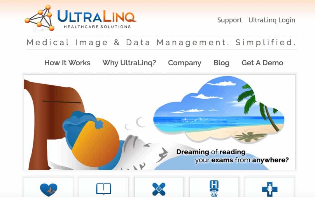 UltraLinq Pro Website & SEO