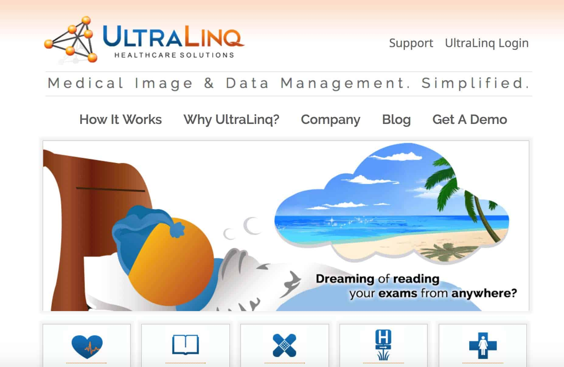 UltraLinq Pro Website and SEO