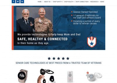 BlueStar HonorCare Pro Website