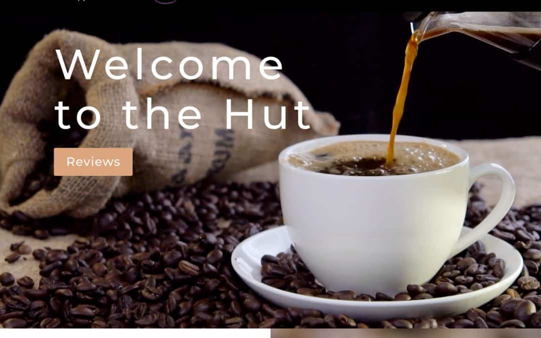 CoffeeNutHut.com Pro Ecommerce Website