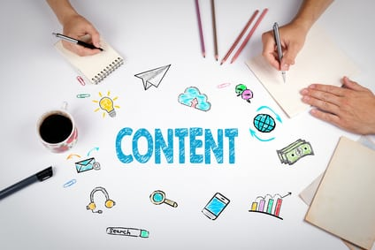 WordPress Content Strategy by Webdirexion