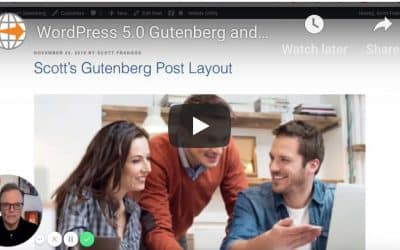 WordPress 5 Gutenberg Compared to Divi Professional Builder