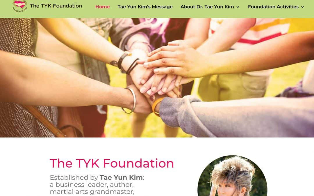 TYK Foundation Pro Website