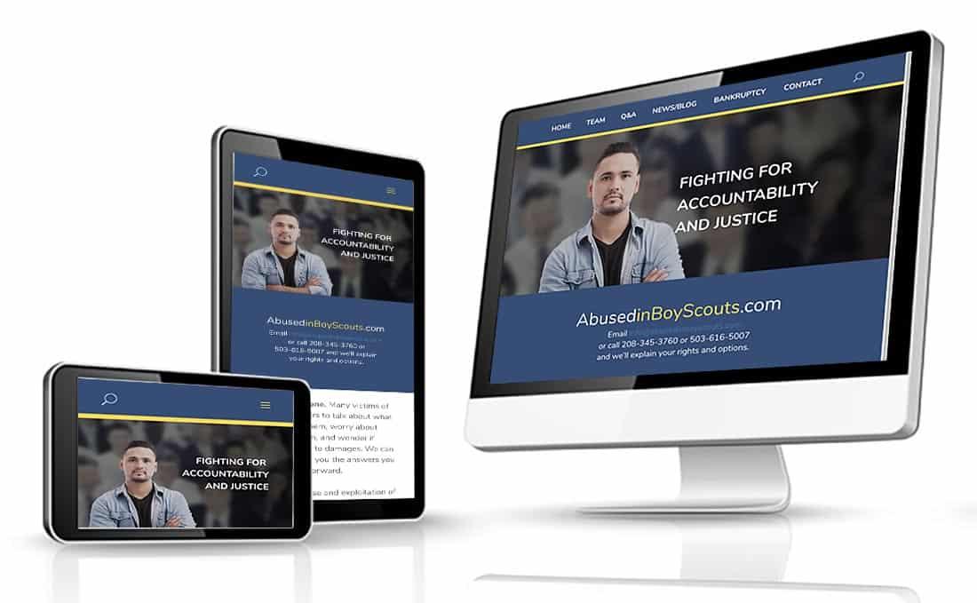 Camp Wa-Ri-Ki Pro Website and Digital Marketing