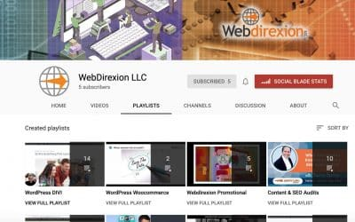 New Video Playlists for Content Marketing
