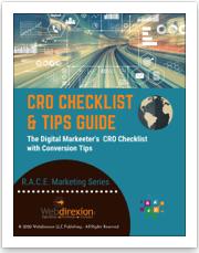 Webdirexion CRO & Tips Guide