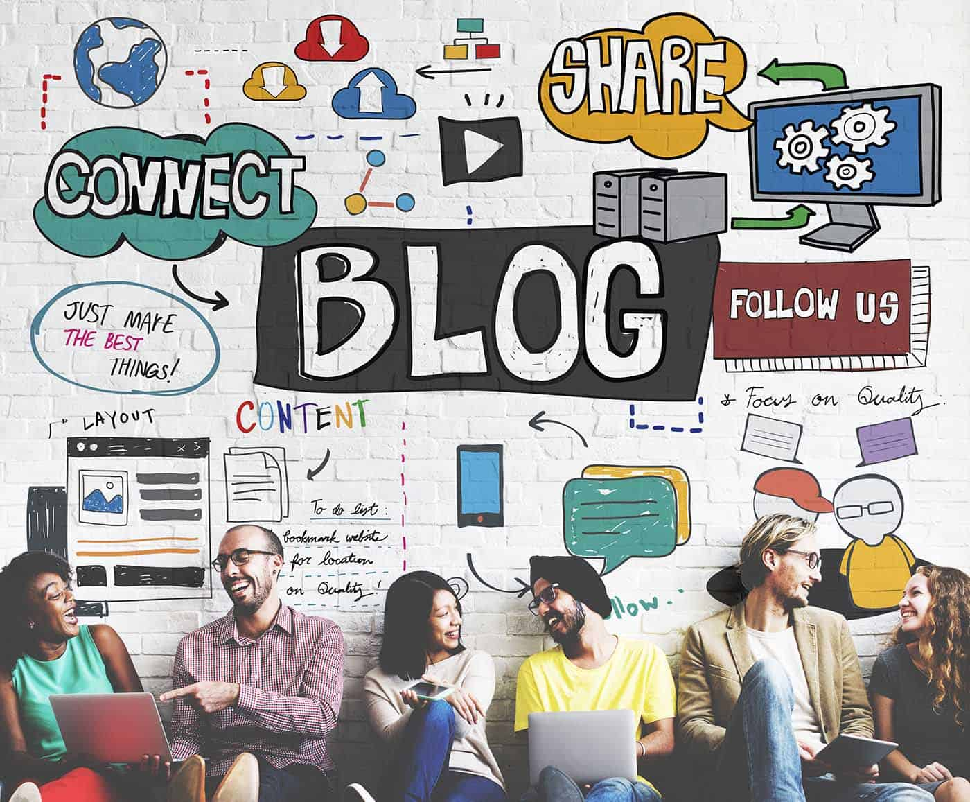 Smart Blog posts for Engagement adn Conversions