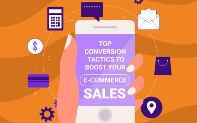 Top Conversion Tactics to Boost Ecommerce Sales