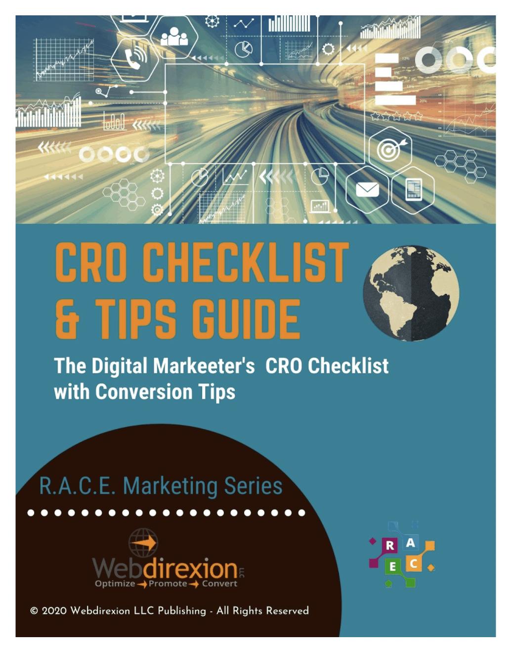 Webdirexion CRO Checklist